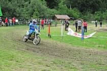 Motocross v Nové Vsi