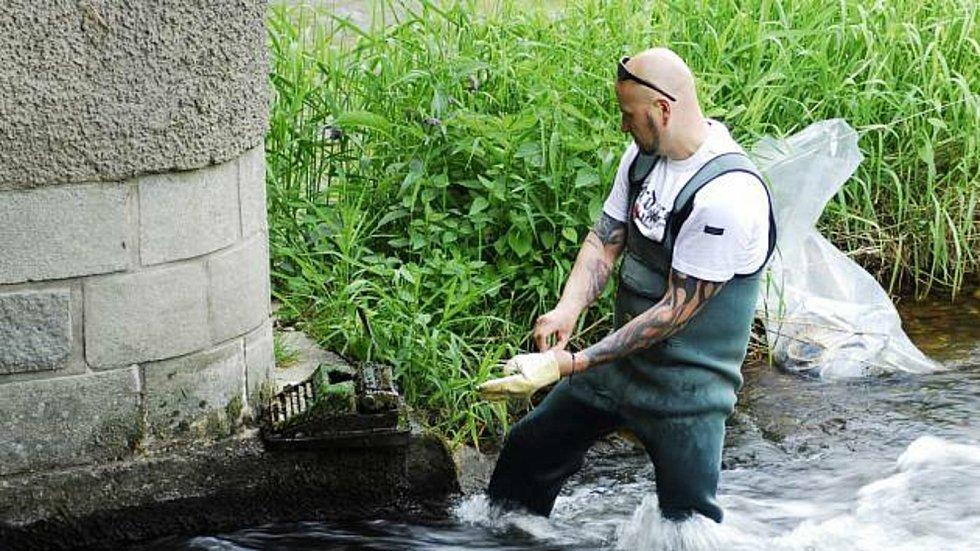 """Jiří Roušavý: """"Láska k vodě mně vydržela dodnes"""""""