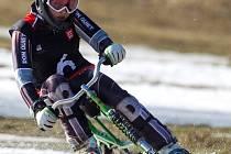 Nečekané druhé místo vybojovala v úvodním závodu Gabriela Jašková ze Skibob klubu Dobruška.