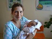 MARTIN GULDÁN  se narodil Janě Fléglové a Milanovi Guldánovi z Dobrého 29. května v 10:15. Chlapeček vážil 3130 gramů a měřil 50 cm. Tatínek byl u porodu velmi statečný. Na mladšího brášku se doma těšil starší bráška Milan.