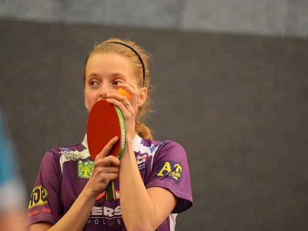 Zlomový okamžik. Aneta Konečná důležitou výhrou nad Olesjou Stachovou zavelela k celkovému triumfu SK Dobré.