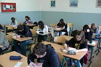 Přijímací zkoušky na rychnovské Gymnázium F. M. Pelcla.