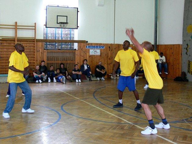 Volejbalový turnaj v Kostelci n. O.
