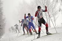Orlický maraton opět v seriálu SkiTour