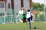 McDonald´s Cup v Rychnově nad Kněžnou - finálové utkání.