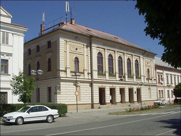 Kodymův národní dům v Opočně