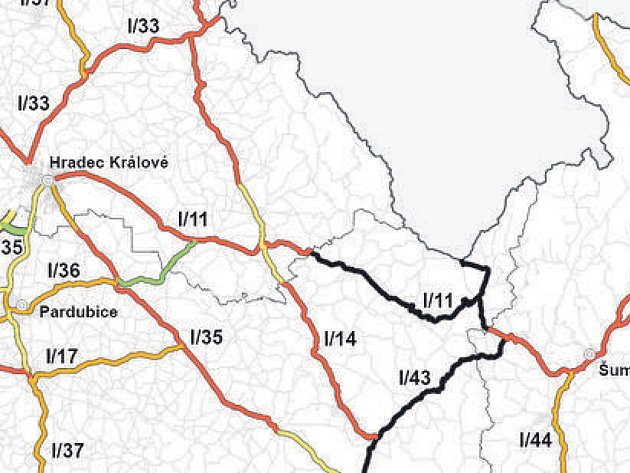 Kritické, rizikové ale i bezpečné úseky mapuje již několik let společnosti Cityplan v rámci Evropského programu bezpečnosti silnic EuroRAP v ČR. I na východě Čech se jich několik nachází.