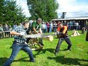 Na dva měsíce trvající letní prázdniny a čas dovolených se připravují také v Orlickém Záhoří na Rychnovsku přímo na hranicích.