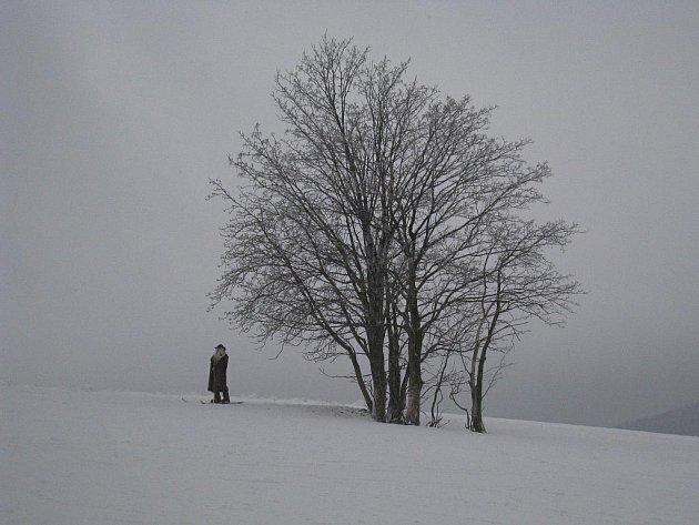 Rampušák v Deštném v O. h. 2010.