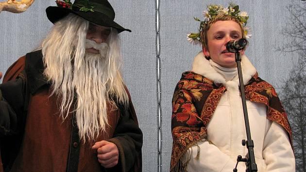 Rampušák a princezna Kačenka