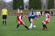Dobruška – Slavia Hradec 0:2