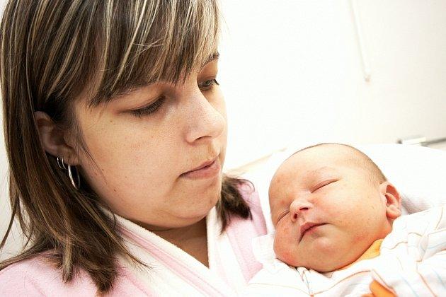 SABINA: Martina a Jan ze Záměle seradují z narození svého druhého potomka. Malá Sabinka přišla na svět 9. března 2009 v 11.30 hodin s váhou 3,73 kg a mírou 49 cm. Rodiče dopředu věděli, jaké bude pohlaví dítěte.