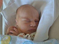 JIŘÍ JANUŠ se narodil 13. srpna v 8:06 mamince Evě Mrštné a tatínkovi Jiřímu Janušovi z Rašovic. Chlapeček vážil 3570 gramů a měřil 50 cm. Tatínek byl u porodu a zvládl ho perfektně. Doma se na benjamínka těšila Esterka, Vaneska a Matýsek.