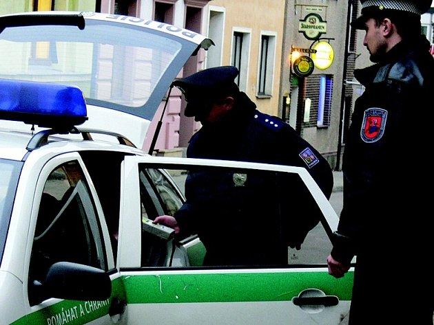 Rychnovští policisté v akci.