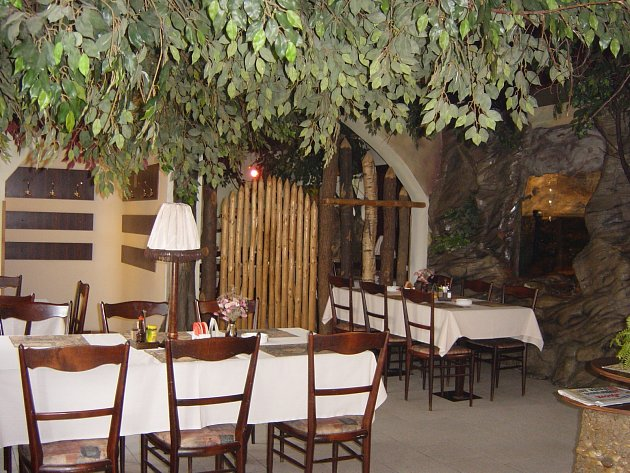 Restaurace Jordánek Opočno
