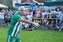 V Týništi nad Orlicí oslavili 100 let fotbalu.