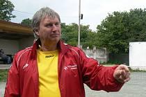 PREZIDENT FC Santus Dobruška Ivan Koláčný stojí téměř čtvrtstoletí v čele pořadatelů Dobrušského poháru.