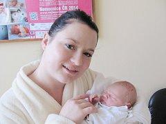 MIA AMÁLIE NEMECZ: Manželé Ludmila a Pavel Nemeczovi z Rychnova nad Kněžnou přivedli na svět dceru. Narodila se 9. 9. v 18.06 hodin s váhou 3 kg a délkou 49 cm. Tatínek to u porodu zvládl výborně.