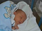 JIŘÍ SCHOD  se narodil 15. dubna v 19:02 s váhou 3130 gramů a 48 cm. Svým příchodem potěšil maminku Sandru Pilnou a tatínka Zdeňka Schoda z Lična. Tatínek si u porodu počínal na jedničku. Doma si mladšího bratříčka užívá dvouletá Terezka.