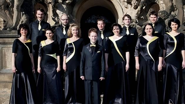 Duchovní program Martinů Voices prezentuje slavné vokální skladby světové hudby.