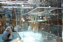 Z expozice muzea Sýpka v Rokytnici v Orlických horách.