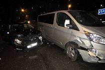 Nehoda v Týništi nad Orlicí