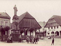 Jak jsme žili v Československu: Vamberk.