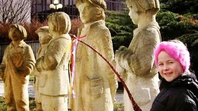 V něděli se na Rychnovsku konala dívčí koleda.