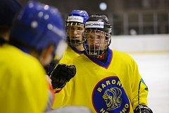 ŠESTNÁCTKRÁT se radovali ze vstřeleného gólu hokejisté Opočna ve středečním  duelu s rezervou Třebechovic.