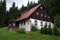 Rekreační středisko Stará huť, které koupila rychnovská společnost Kultura.