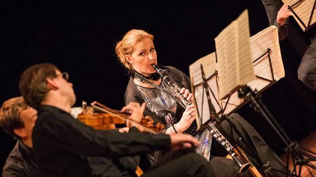 Druhý koncert mezinárodního hudebního festivalu F. L. Věka