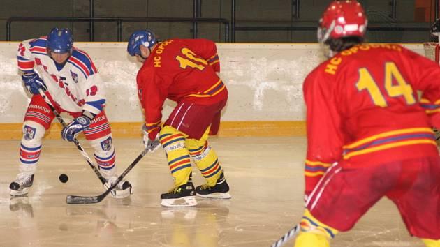 Hokejisté Opočna