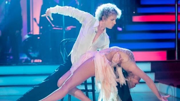 JAN ONDER v taneční soutěži Star Dance zazářil i po boku krásky z Opočna, Miss World Taťány Kuchařové.