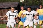 Fotbalové utkání Vamberk - Přepychy.