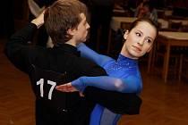 Taneční parket patřil nejen dětem, ale i juniorům, dospělým a seniorům.