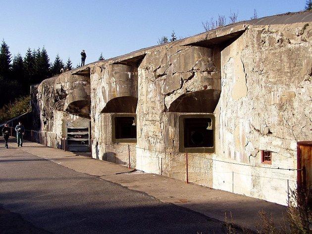 Pevnost Hanička.