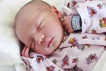 MATĚJ KRUNČÍK: Manželé Klára a Václav Krunčíkovi z Dobříkovce přivedli 30. 9. v 9.13 hodin na svět syna. Chlapeček vážil 3,4 kg a měřil 50 cm. Na brášku se těšila Viktorka.  Tatínek to u porodu zvládl výborně.