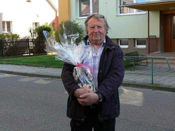 DRUHÉ KOLO: Václav Procházka (Týniště nad Orlicí).