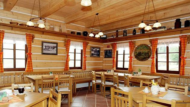Restaurace a penzion Kozí chlívek