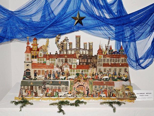Výstava betlémů v kvasinském zámku skončí v neděli 31. ledna.