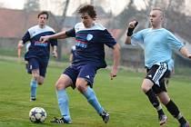 První gól Častolovic vstřelil Michal Brandejs (zcela vpravo v utkání s Vrchlabím)a  zahájil tak obrat ve vývoji utkání.