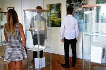 Šikovné výtvarníky představuje výstava v Galerii Kinský