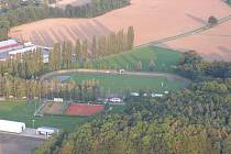 Stadion Václava Šperla v Dobrušce