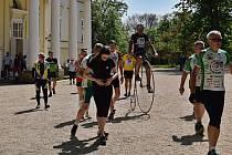 Cyklojízda Na kole dětem Podorlickem.