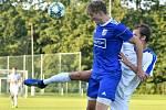 Fotbalový Pohár hejtmana: SK Týniště nad Orlicí - FK Kostelec nad Orlicí.