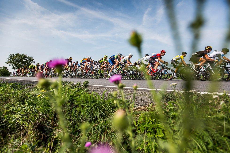 East Bohemia Tour - cyklistické závody na východě Čech.