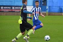 Krajský přebor ve fotbale: FK Náchod - FC Spartak Rychnov nad Kněžnou.