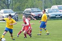 Tři důležité body získali fotbalisté Ohnišova v duelu s Roudnicí a posílili tak naděje na záchranu soutěže.