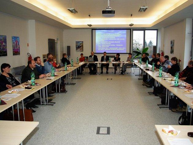V Dobrušce se konalo setkání starostů obcí