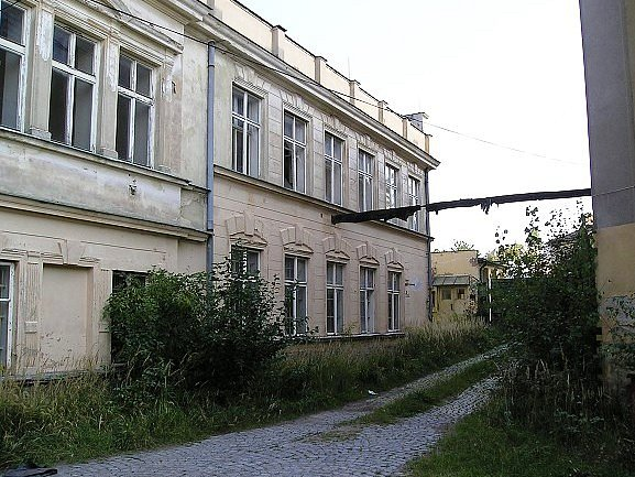 Kasárna Vamberk